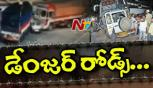 Special Focus On Road Mishaps In Telangana Highways | CC Visuals