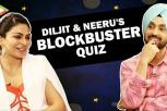 Crazy Fun: Diljit Dosanjh & Neeru Bajwa's Most Entertaining Quiz Ever | Shadaa