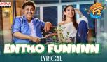 Entho Fun Video Song, F2 Songs