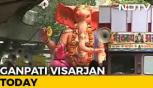 Mumbai Gears Up For Ganpati Visarjan