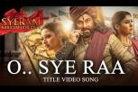 Sye Raa Title Video Song (Hindi) - Chiranjeevi - Amitabh Bachchan - Ram Charan - Amit Trivedi