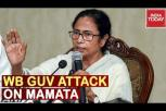 West Bengal Governor's Fresh Attack on CM Mamata Banerjee after she Refused Chopper