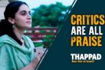 Thappad  Movie - Critics Are All Praises Video