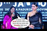 Chhapaak 0riginal Girl Laxmi Agarwal Heart-Breaking speech in frnt of Deepika @Chapak Song Launch