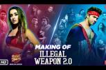 Making Of Illegal Weapon 2.0 - Street Dancer 3D