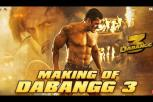 Making of Dabangg 3