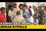 BJP, Facing Test, begins Strong in Karnataka Bypoll Counting
