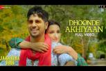 Dhoonde Akhiyaan Full Video Song - Jabariya Jodi