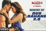 Making of Dus Bahane 2.0 - Baaghi 3