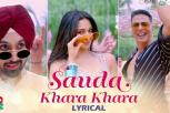 Sauda Khara Khara - Lyrical - Good Newwz