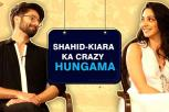 Shahid Kapoor- Kiara Advani's craziest quiz on angry men in Bollywood | Kabir Singh