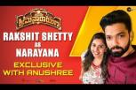 Rakshit Shetty as Narayana - Interview with Anushree -  ASN - Anchor Anushree