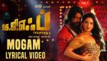 KGF Tamil video song, Mogam Video Songs