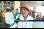 Tribal Man From Wayanad Enjoys IFFK