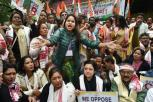 CAA: Protest Continue In Delhi Despite Harsh Winter