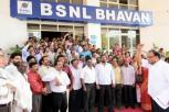 80000 Staffs Retire From BSNL Today