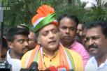 Shashi Tharoor Expresses His Gratitude To Voters