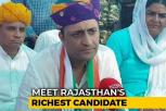 Rajasthan's Richest Candidate, Textile Magnate, Is Vying For Ajmer's Vote