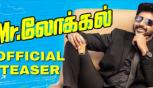 Mr. Local Official Teaser in Tamil