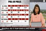 BJP Moves To Double Digits - Up From 2 - In Bengal: Poll Of Polls