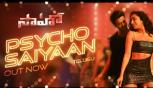 Psycho Saiyaan Video Songs, Saaho Telugu Movie