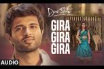 Dear Comrade Telugu - Gira Gira Gira Audio Song
