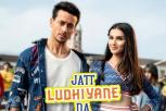 Student Of The Year 2 Video Song | Jatt Ludhiyane Da Song