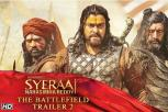 Sye Raa Narasimha Reddy Hindi Movie Trailer 2 - Chiranjeevi, Amitabh Bachchan