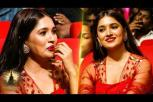 Vani Bhojan's Ever Gorgeous Candid Moments At Nakshathra Awards 2019