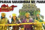 Sye Raa Narasimha Reddy - Paaraai Narasimmaa Nee Paaraai Full Video Song