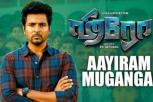 Hero - Aayiram Mugangal Video Song