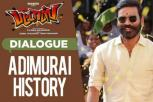 Adimurai History Dialogues - Pattas Movie