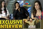 World Famous Lover Exclusive Interview - Vijay Devarakonda - Raashi Khanna - Aishwarya Rajesh