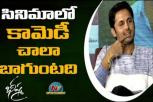 Nithiin about Bheeshma Movie - Rashmika Mandanna