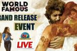 World Famous Lover Grand Release Event - Vijay Deverakonda