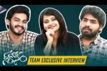 Nee Kosam Movie Team Exclusive Interview - Aravind Reddy, Shubhangi Pant