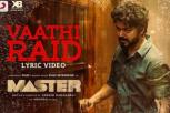 Master Movie - Vaathi Raid Lyric song