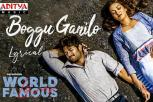 World Famous Lover - Boggu Ganilo Full Video Song