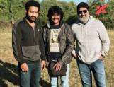 Pic Talk: Jr NTR and Rajamouli gets clicked in Bulgaria during RRR movie shooting