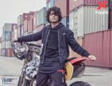 Vijay Deverakonda looks terrfic in his latest Rowdy Wear photo shoot
