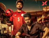 Special set for Bigil's audio launch!