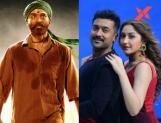 Dhanush's message for Suriya and Kaappaan team!