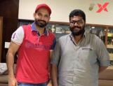 After Harbhajan Singh, Irfan Pathan debuts in Kollywood with Vikram 58 movie.