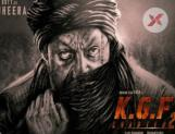KGF 2: The shooting of Sanjay Dutt and Yash's movie stopped after a court order
