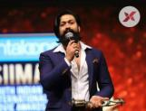 SIIMA Awards 2019: Yash stars in SIIMA Kannada Awards