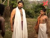 Mammootty surprises us with ancient Tamil in Mamangam