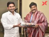 Chiranjeevi and his wife Surekha met AP CM YS Jagan over lunch
