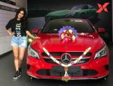 'iSmart Shankar' beauty Nabha Natesh gifts herself a Costly Benz