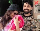 Geetha Madhuri and Nandu welcome baby girl