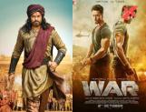 Exclusive: War movie vs Sye Raa Narasimha Reddy movie day 1 box office prediction